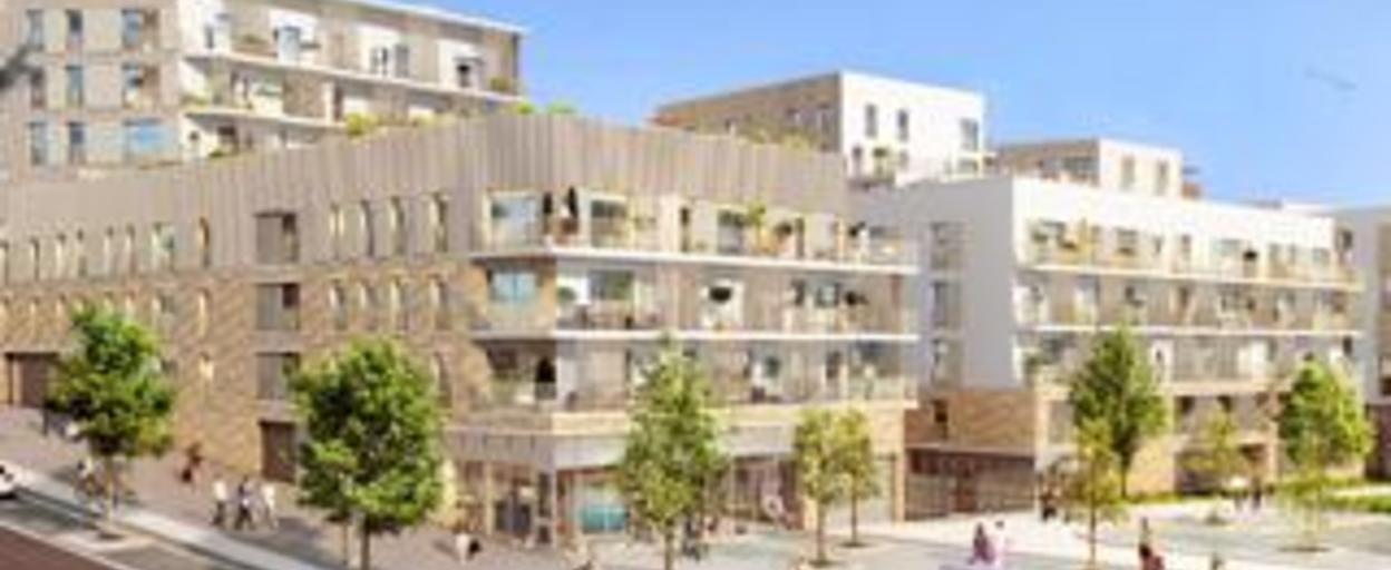Programme neuf appartement neuf 1 pièce Noisy-le-Grand (93160) À partir de 165 000 €