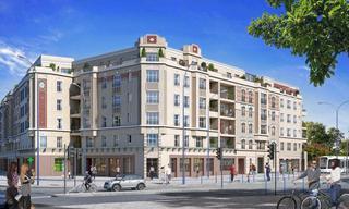 Programme neuf appartement neuf 4 pièces Clamart (92140) À partir de 382 000 €