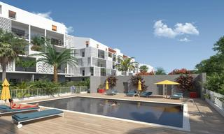 Programme neuf appartement neuf 1 pièce Cannes (06400) À partir de 175 000 €
