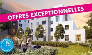 Programme neuf appartement neuf 1 pièce Toulouse (31100) À partir de 123 120 €