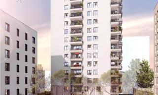 Programme neuf appartement neuf 2 pièces Villeurbanne (69100) À partir de 257 800 €