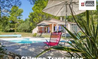 Achat maison 4 pièces La Roquebrussanne (83136) 409 000 €