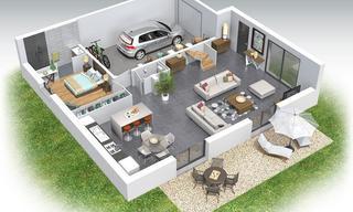 Achat maison 4 pièces Ambérieux-en-Dombes (01330) 228 000 €