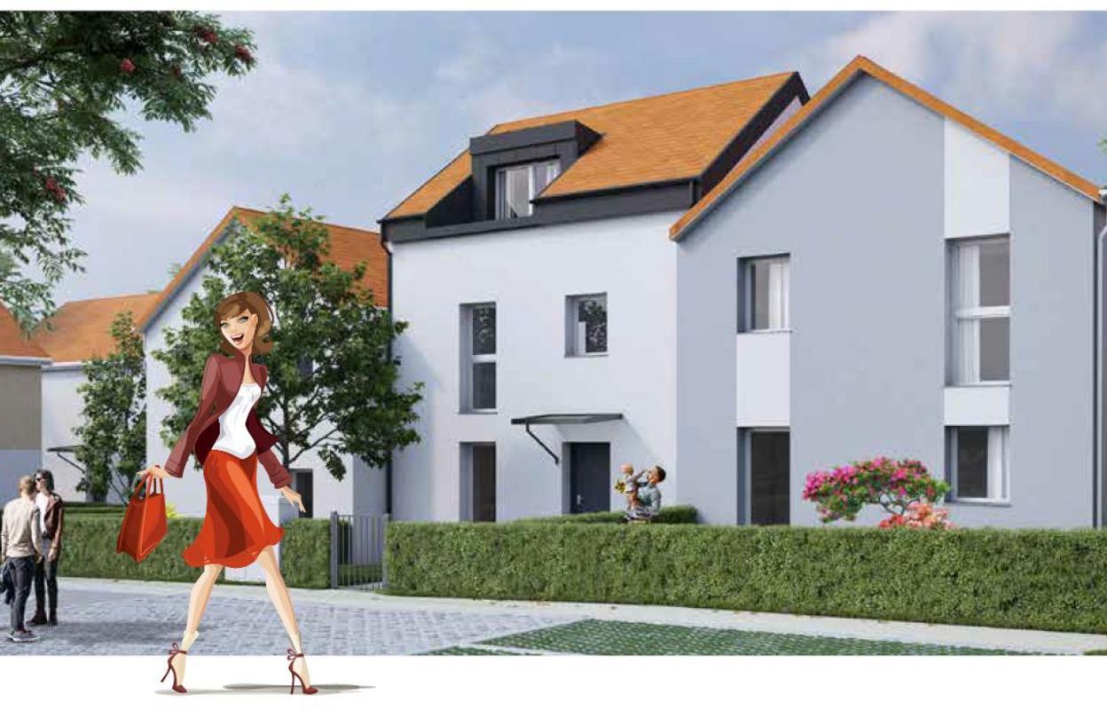 Programme neuf T3 71 m²