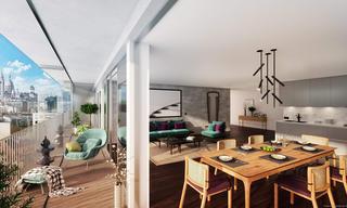 Programme neuf appartement neuf 1 pièce Paris 18 (75018) À partir de 405 000 €