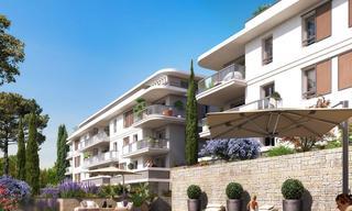 Programme neuf appartement neuf 1 pièce Mougins (06250) À partir de 197 000 €