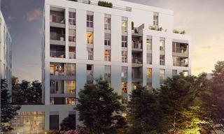 Programme neuf appartement neuf 1 pièce Lyon 8 (69008) À partir de 211 000 €