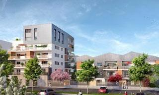 Programme neuf appartement neuf 3 pièces Saint-Martin-d'Hères (38400) 223 650 €