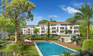 Programme neuf appartement neuf 2 pièces Hyères (83400) À partir de 227 000 €