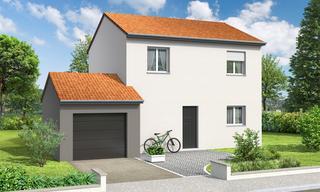 Achat maison 4 pièces Saint-Trivier-sur-Moignans (01990) 245 000 €