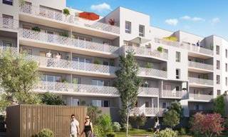 Programme neuf appartement neuf 2 pièces Strasbourg (67000) À partir de 155 400 €
