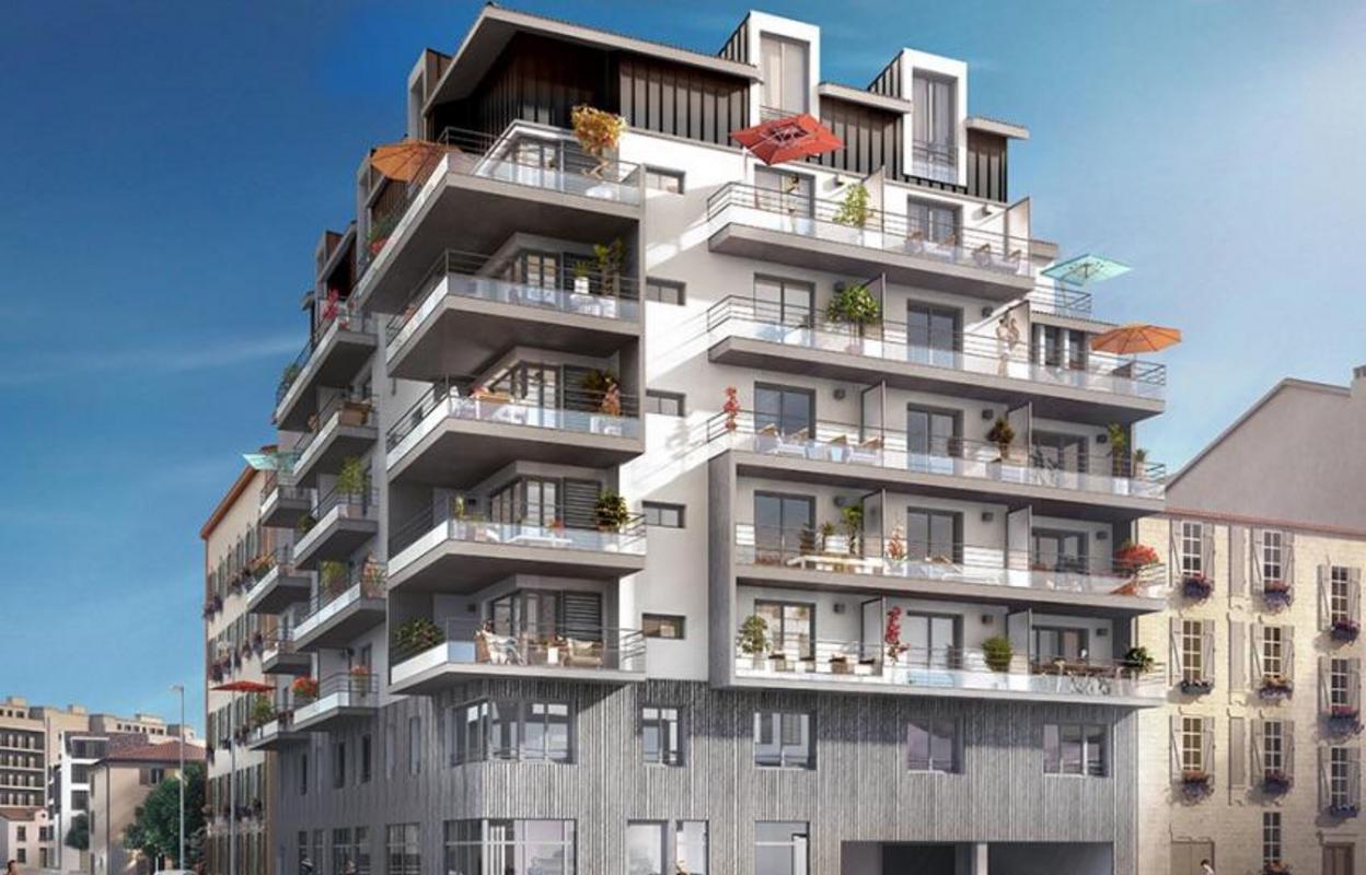 Programme neuf T1, T2, T3 22 à 51 m²