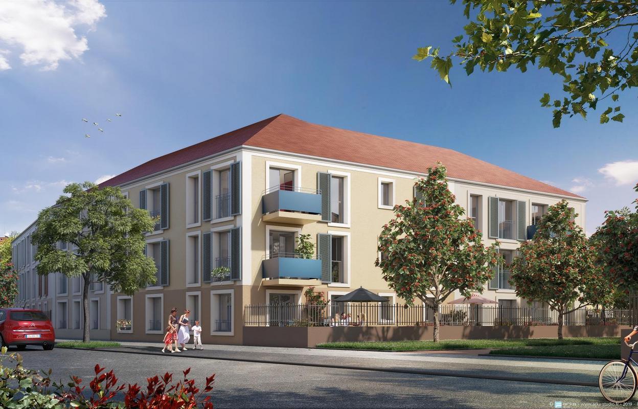 Programme neuf T5 99 m²