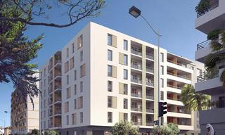 Programme neuf appartement neuf 4 pièces Nice (06300) 180 853 €