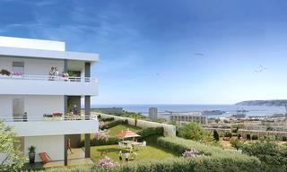 Programme neuf appartement neuf 2 pièces Marseille 15 (13015) À partir de 145 000 €