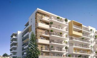 Programme neuf appartement neuf 3 pièces Nice (06100) À partir de 338 000 €