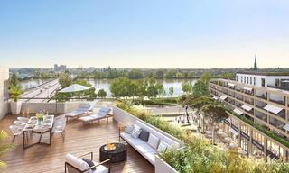Programme neuf appartement neuf 2 pièces Bordeaux (33100) À partir de 222 000 €