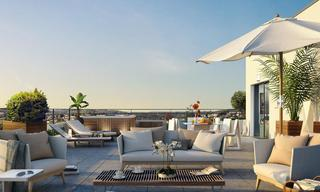 Programme neuf appartement neuf 1 pièce Tassin-la-Demi-Lune (69160) À partir de 171 000 €