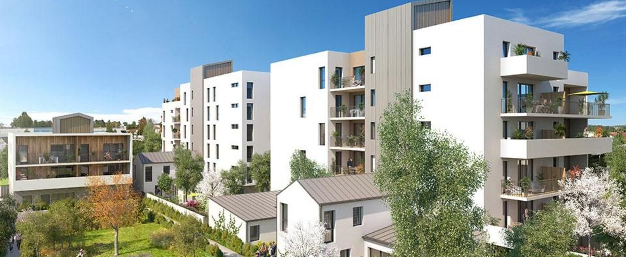 Programme neuf appartement neuf 3 pièces Lormont (33310) À partir de 219 791 €