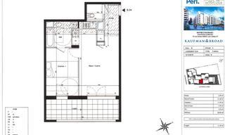 Achat appartement 2 pièces Lyon 8ème (69008) 363 000 €