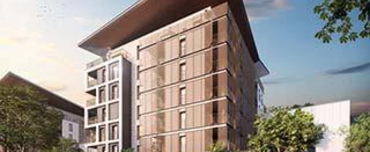 Programme neuf appartement neuf 2 pièces Nice (06000) À partir de 204 900 €