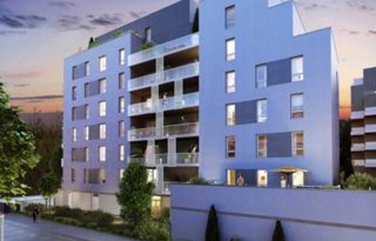 Programme neuf T2, T3, T4 38 à 41 à 80 m²
