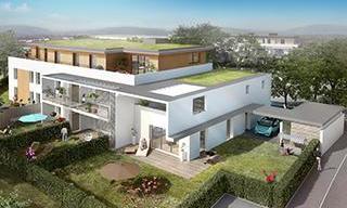 Programme neuf appartement neuf 3 pièces Annecy (74940) À partir de 387 000 €