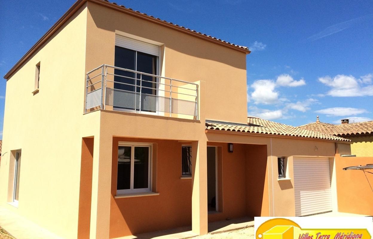 Maison à construire 5 pièces 83 m²
