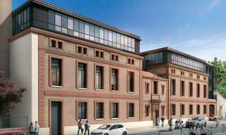 Achat appartement 1 pièce Toulouse (31400) 124 600 €