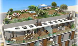 Achat appartement 2 pièces Antibes (06600) 312 000 €