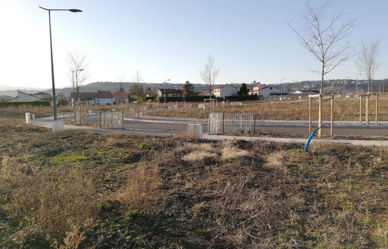 Terrain 522 m²