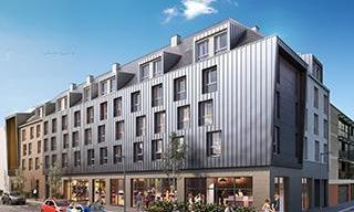 Programme neuf appartement neuf 2 pièces Rouen (76000) À partir de 137 903 €