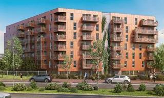 Programme neuf appartement neuf 2 pièces Tourcoing (59200) À partir de 131 000 €