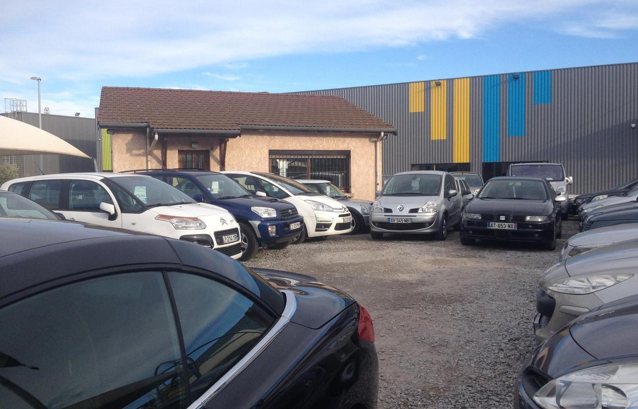 Garage 1000 m²