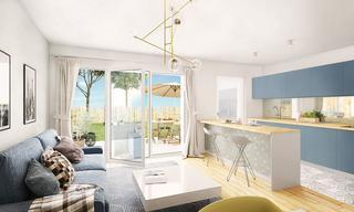 Programme neuf appartement neuf 2 pièces Dax (40100) À partir de 98 957 €