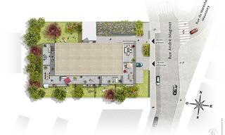 Programme neuf appartement neuf 2 pièces Bordeaux (33200) À partir de 316 000 €