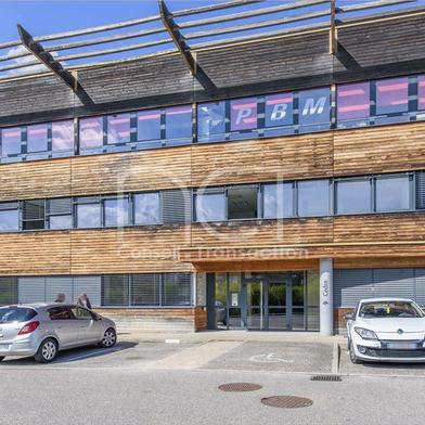 Bureau 406 m²