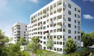 Programme neuf appartement neuf 2 pièces Villeurbanne (69100) À partir de 205 000 €