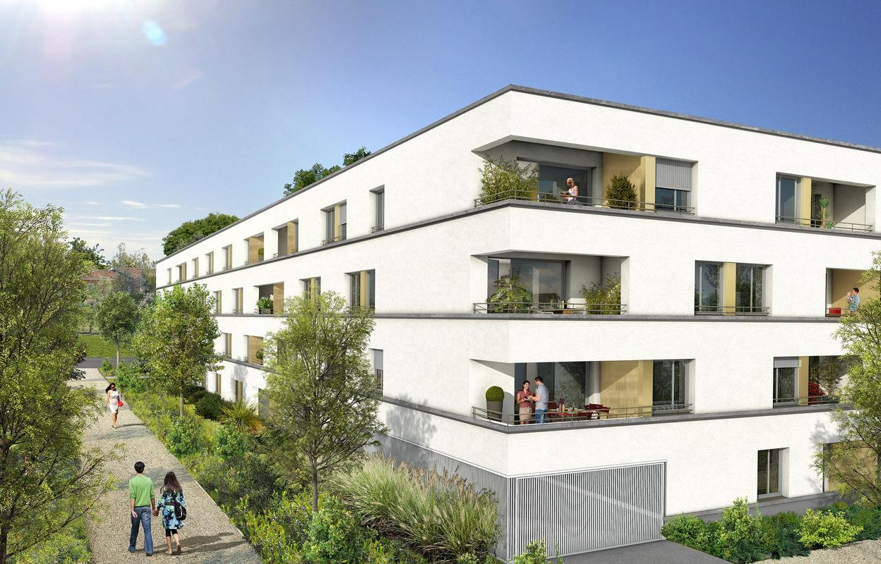 Programme neuf T3 59 à 60 m²