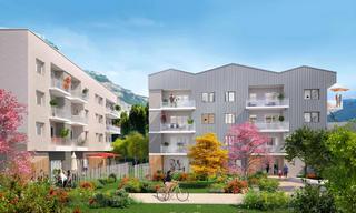 Programme neuf appartement neuf 4 pièces Saint-Martin-d'Hères (38400) 251 000 €
