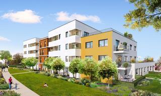 Programme neuf appartement neuf 3 pièces Le Bourget (93350) À partir de 284 928 €