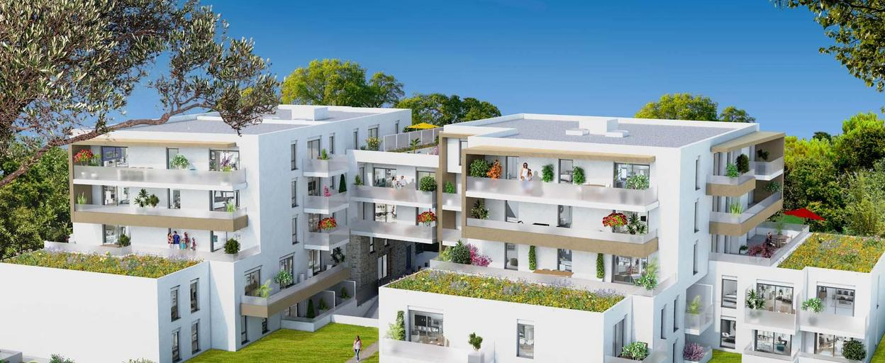 Programme neuf appartement neuf 1 pièce Castelnau-le-Lez (34170) À partir de 125 000 €