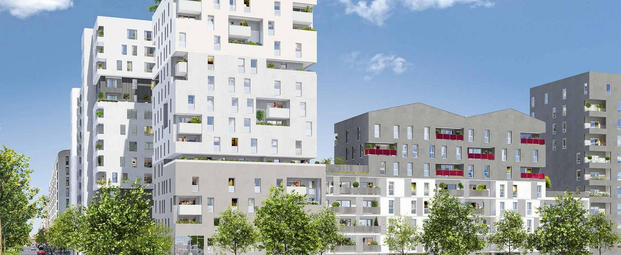 Programme neuf appartement neuf 4 pièces Évry (91000) 322 148 €