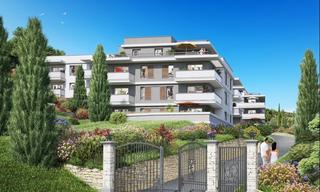 Achat appartement 3 pièces Mougins (06250) 415 000 €