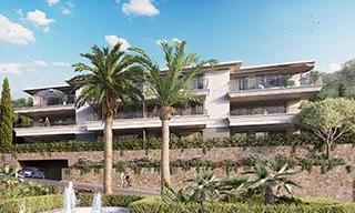 Programme neuf appartement neuf 3 pièces Le Cannet (06110) À partir de 470 000 €
