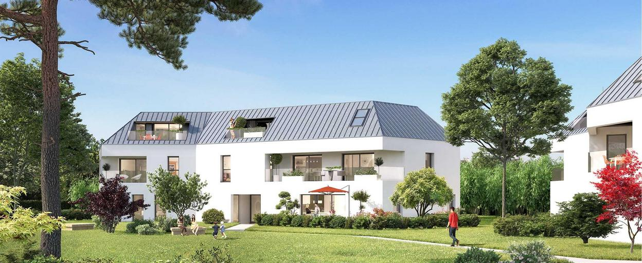 Programme neuf appartement neuf 2 pièces Villenave-d'Ornon (33140) 189 000 €