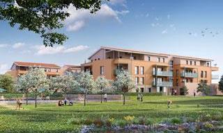 Programme neuf appartement neuf 3 pièces Lozanne (69380) À partir de 268 600 €