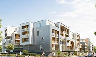 Programme neuf appartement neuf 2 pièces Orléans (45000) À partir de 136 000 €