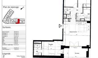 Achat appartement 3 pièces MARSEILLE (13006) 359 000 €