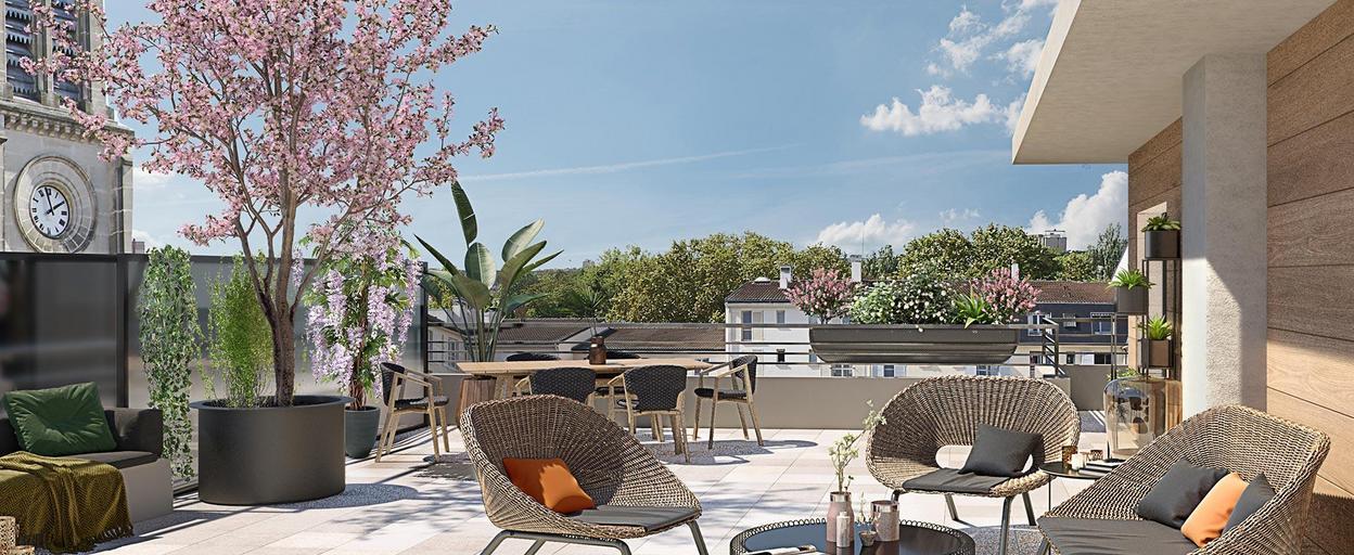 Programme neuf appartement neuf 1 pièce Garches (92380) À partir de 252 000 €